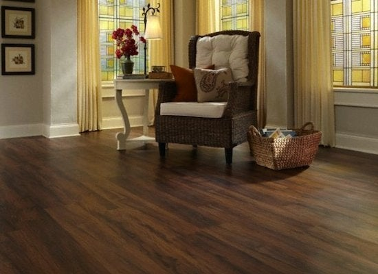 Lake Fork Creek Cedar Vinyl Best Flooring For Dogs Cats