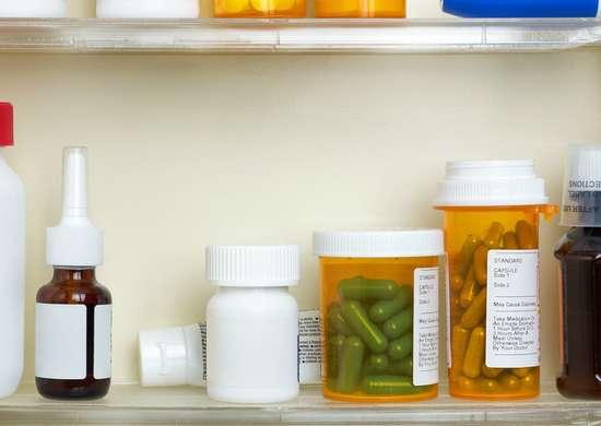 Taking Expired Medicine