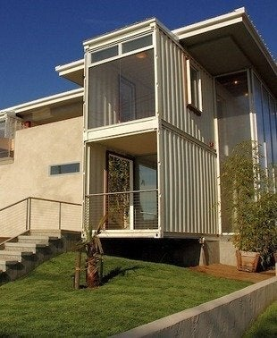 Redondo Beach Container House House Tour Bob Vila