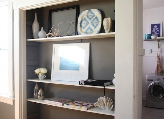 Closet ideas convert your space bob vila for Transform small closet space