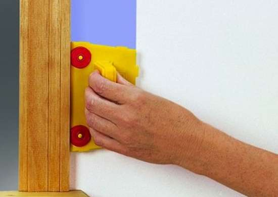 How to Paint Corners