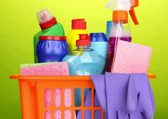 How to Dispose of Household Cleaners