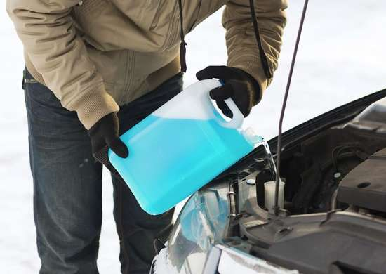 How to Dispose of Antifreeze