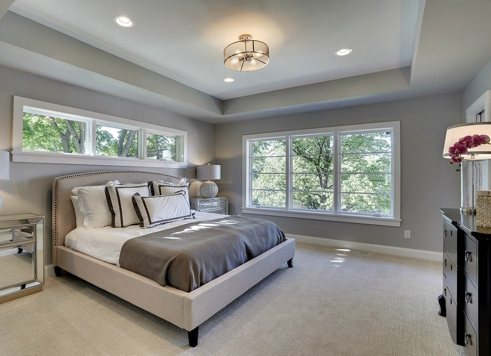 Bedroom lighting ideas 9 picks bob vila for Bedroom designs light