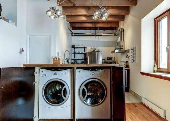 Laundry Room Design 8 Invisible