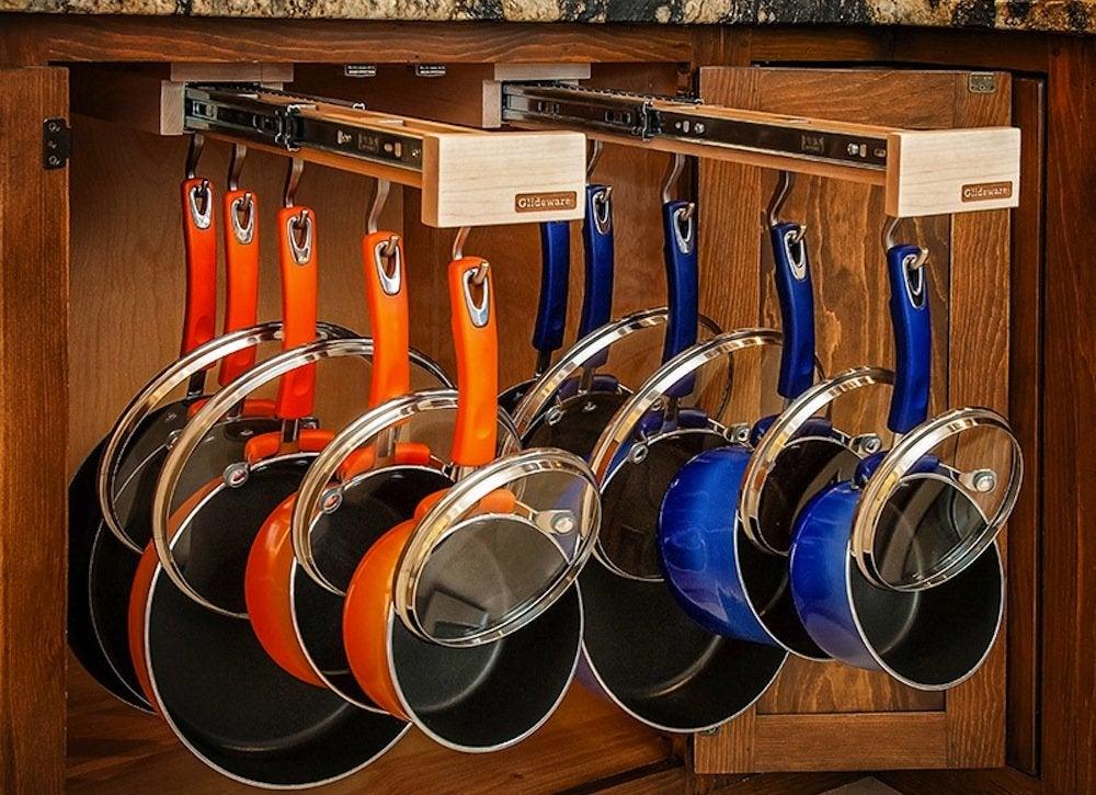 Kitchen Storage Ideas For Pots Amp Pans Bob Vila