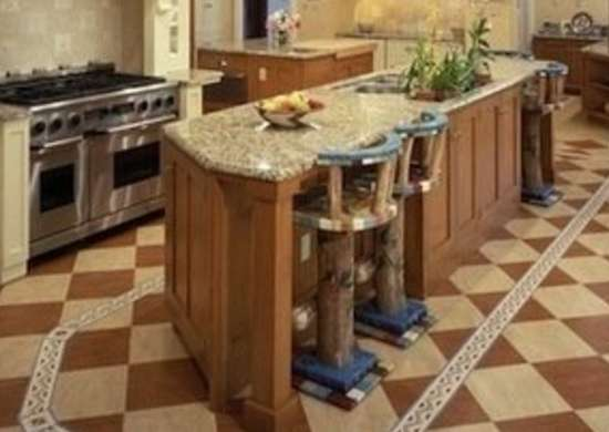 Linoleum Flooring Kitchen Ideas