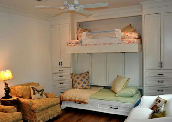 Hideaway Beds Shared Bedroom Ideas Bob Vila