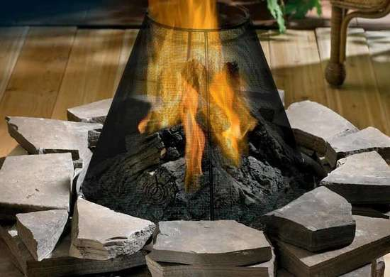 Napoleon Outdoor Patioflame Fire Pit - The Best Fire Pits for Your Backyard or Patio - Bob Vila