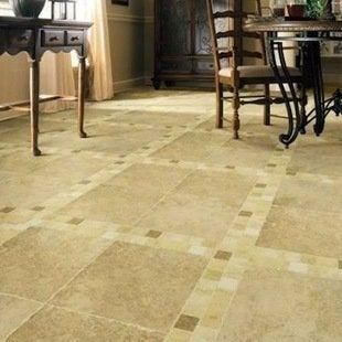 Ceramic tile kitchen floor designs 3