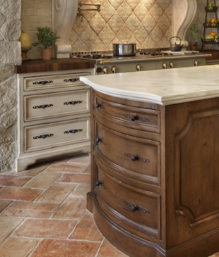 Gdc construction natural stone kitchen flooring