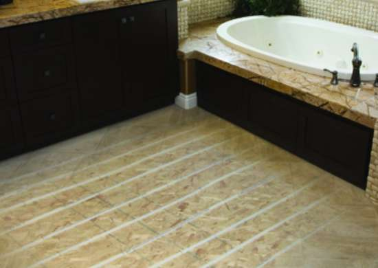 Radiant Floor Heating Design