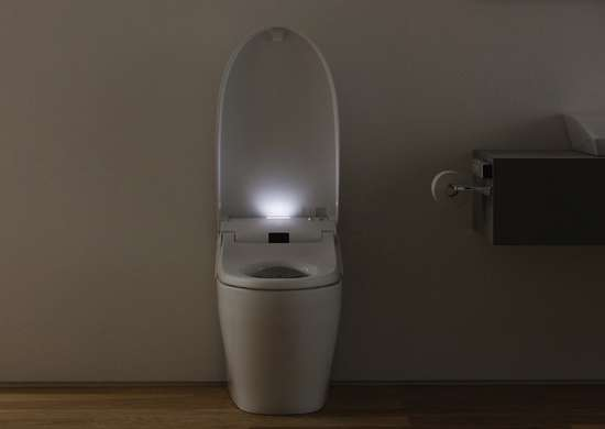 Neorest toilet