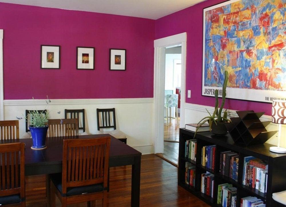 Magenta  3b3b3a9f98a26b54978bed0230f84c83. Room Painting Ideas   7 Crazy Colors To Rethink   Bob Vila