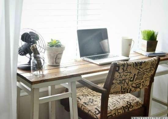 DIY Desk: 15 Easy Ways to Make Your Own - Bob Vila