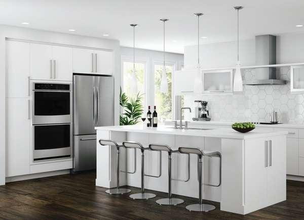New White Kitchen Cabinet Doors 6 Kitchen CabiStyles to Consider | Bob Vila   Bob Vila