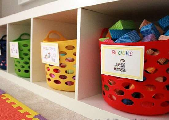 Cheap Toy Storage