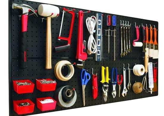 Garage Pegboard