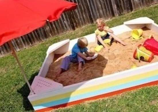 How to build a sandbox   project guide   bob vila