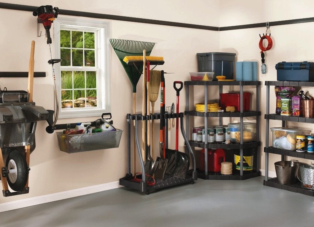 Garden Tool Storage Ideas clever storage ideas for small kitchens F25ce53014971c2618ef8c50c85e1f7a