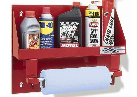 Motor Oil Storage
