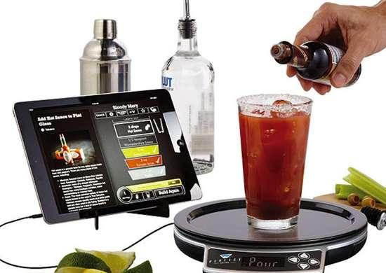 Bartending app high tech kitchen appliances 7 for High tech kitchen appliances