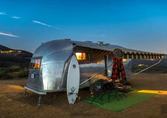 Airstream Trailers