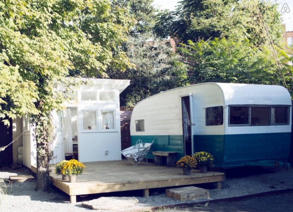 Diy backyard guest house
