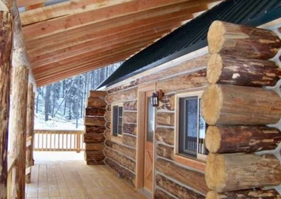Log cabin plans log cabin kits 8 you can buy and build for Log home plans with cost to build