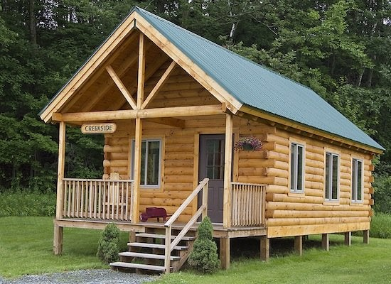 Surprising Log Cabin Kits 8 You Can Buy And Build Bob Vila Largest Home Design Picture Inspirations Pitcheantrous