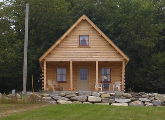 Log cabin kits 8 you can buy and build bob vila for Easy cabin kits