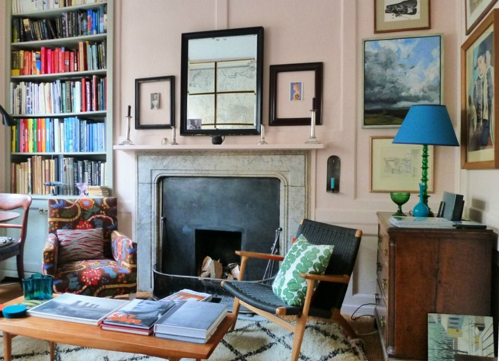 Farrow And Ball Pink Ground Paint Ideas The New