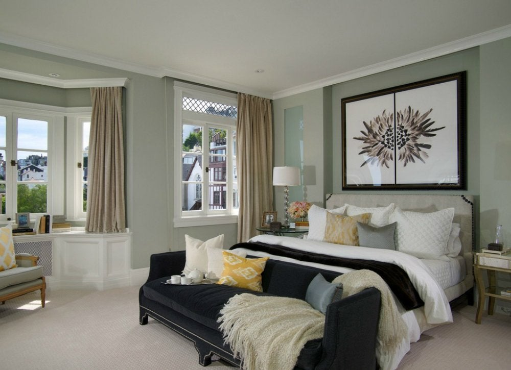 Olive Green Paint Paint Ideas The New Neutrals To Try On Any Wall Bob Vila