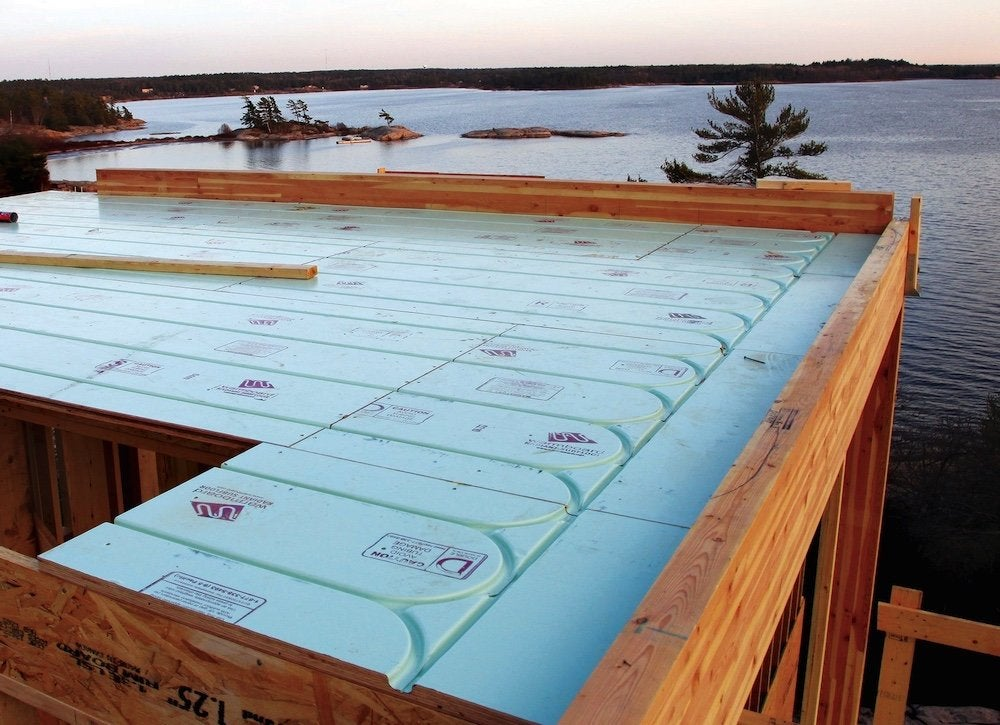 7 reasons homeowners switch to radiant heating bob vila for Warmboard alternative