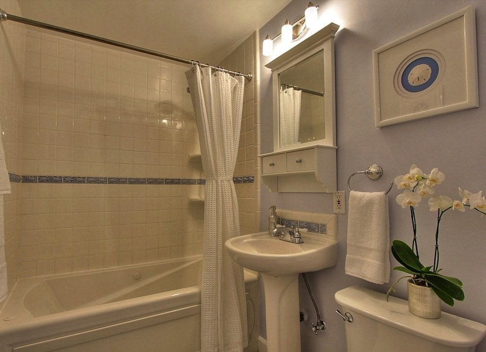 Home improvement ideas must do projects for april bob vila for Affordable bathroom renovations