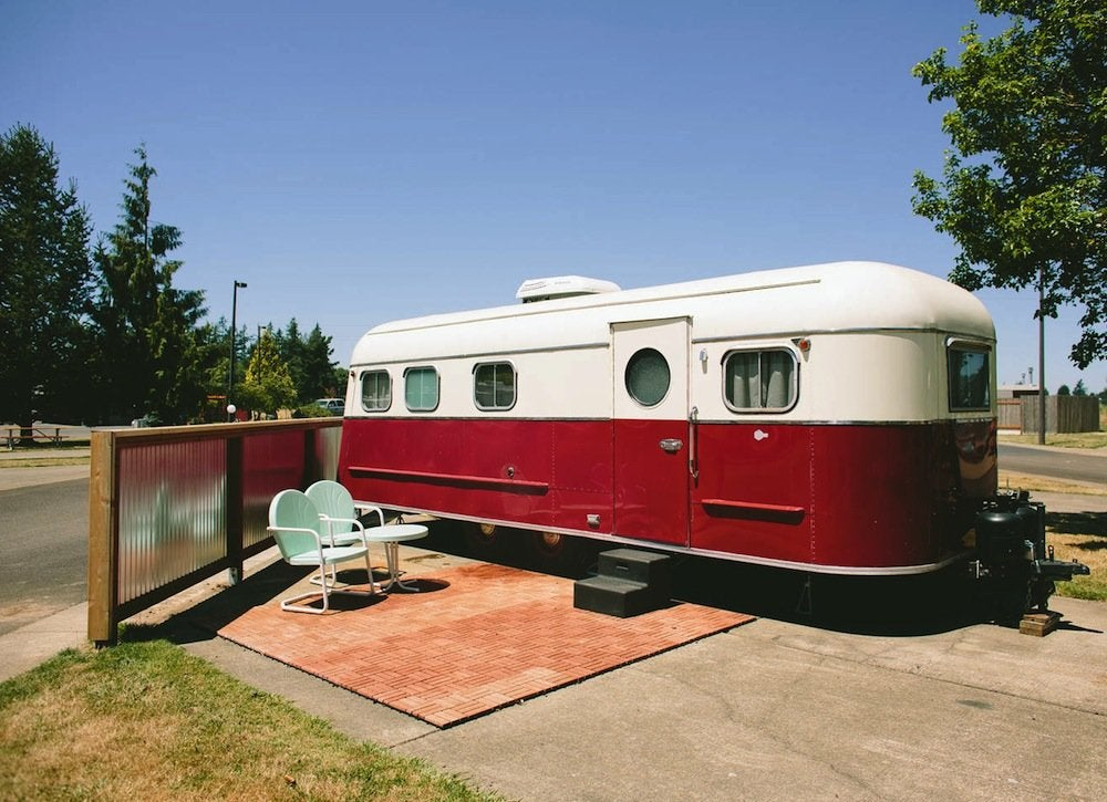 Travel Trailers With  Slides