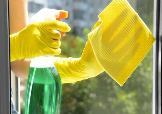 Window washing tips