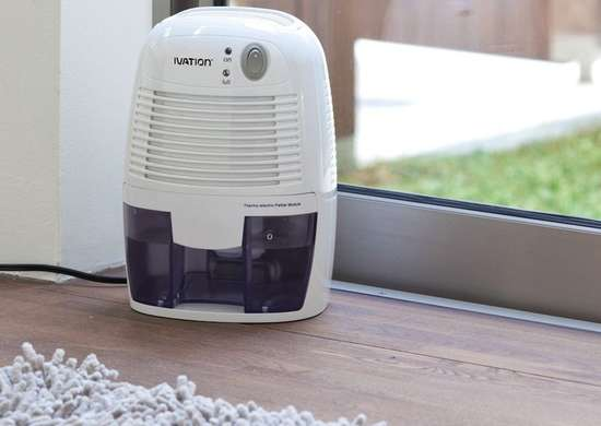 Allergy proof home dehumidifier