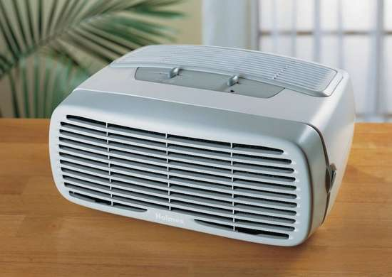Allergy proof home air purifier