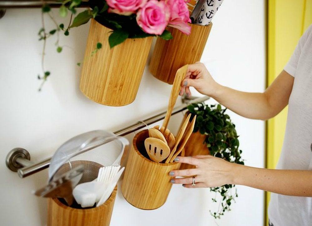 10 Extras to DIY for Your Kitchen & DIY Kitchen Accessories - 10 Creative Ideas - Bob Vila
