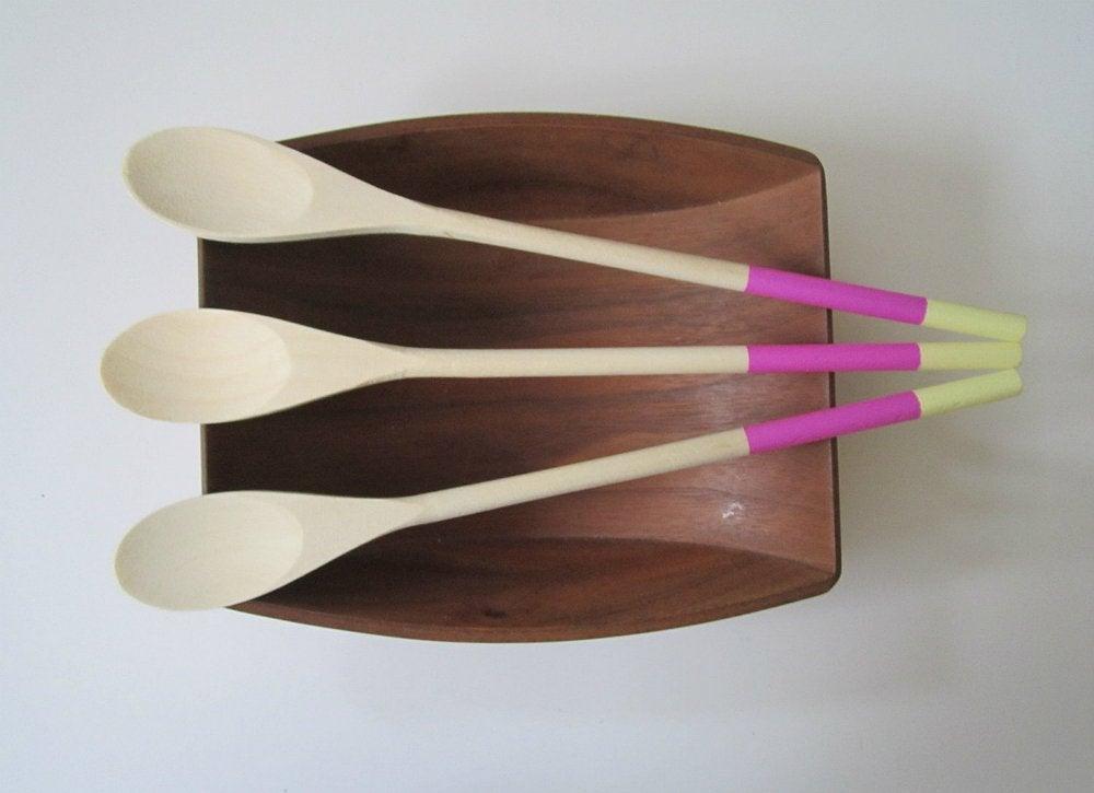Ka painted kitchen utensils %281%29