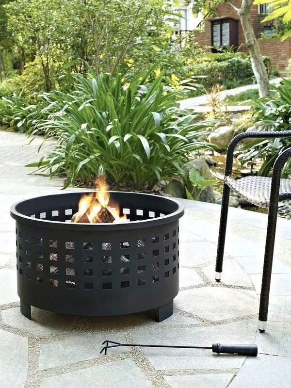 Strange Cheap Fire Pits 15 Top Affordable Options Bob Vila Ibusinesslaw Wood Chair Design Ideas Ibusinesslaworg