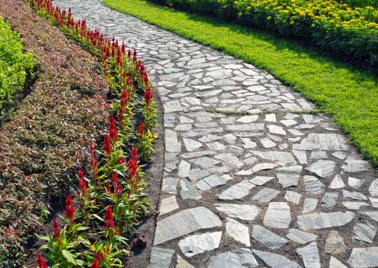 Stone Pathways Spring Home Projects 7 Diy Update Ideas Bob Vila