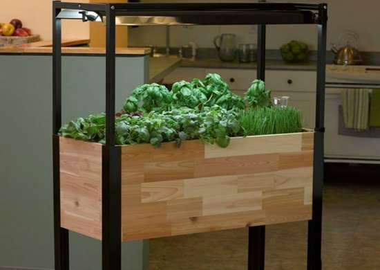 Smartplanter kitchengarden