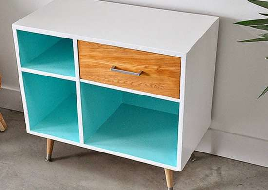 Reinvent Your Furniture With 9 Colorful DIYs