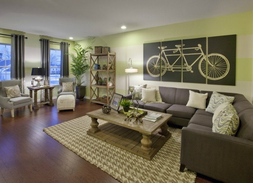 Green living room ideas spring colors 11 pastel paint colors bob vila - Green paint colors for living room ...