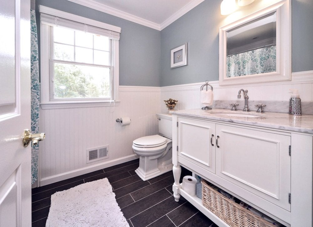 Bathroom paint color ideas spring colors 11 pastel for Bathroom paint colors