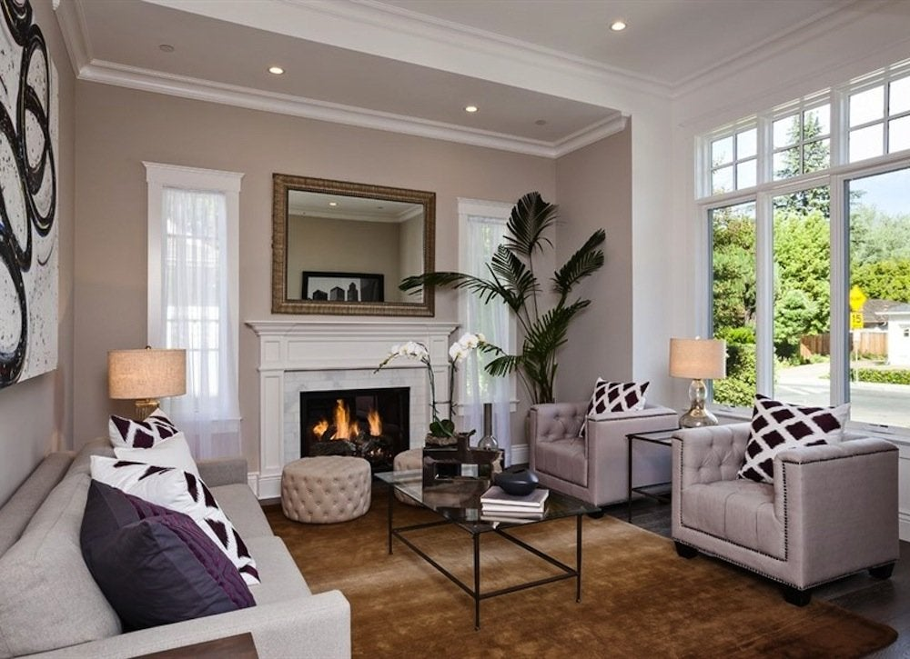 Living room color ideas spring colors 11 pastel paint colors bob vila Two tone paint schemes living room