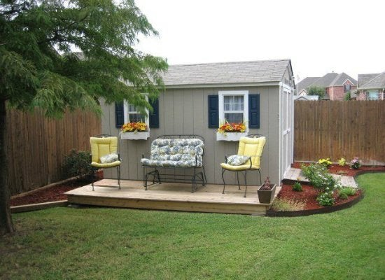 Shed Makeovers 5 Easy Budget Friendly Transformations