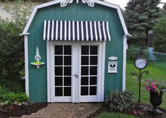 Shed Makeovers - 5 Easy Budget-Friendly Transformations